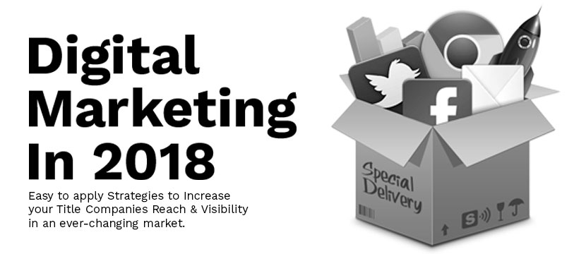 Digital Marketing for Title in 2018 [Free Webinar]