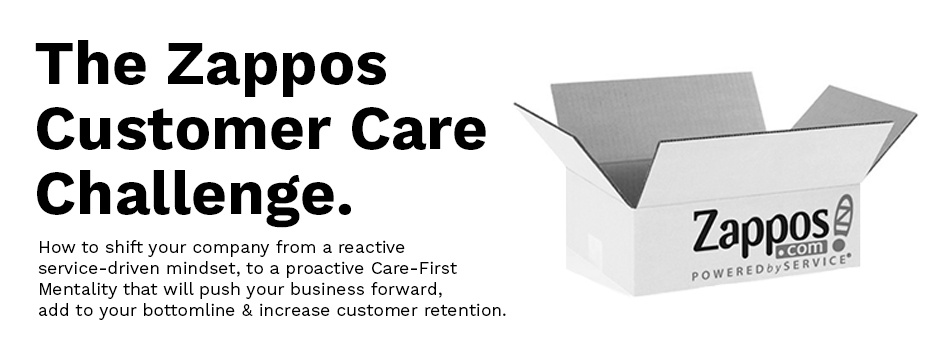 The Zappos Customer Care Challenge [Step by Step Process]